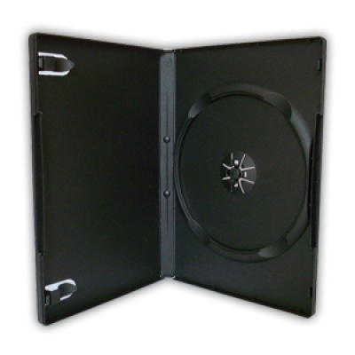 DVD Case (amaray) black
